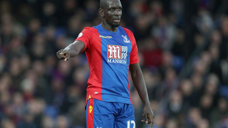 Le joueur de Crystal Palace, Mamadou Sakho (JED LEICESTER / BACKPAGE IMAGES LTD)