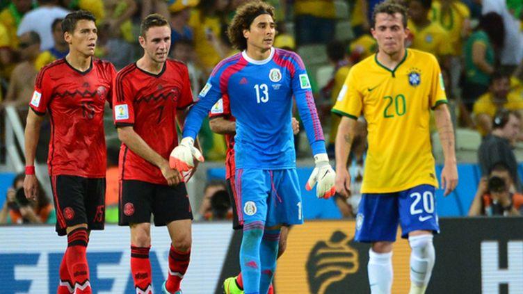 Le Mexique de Guillermo Ochoa et le Brésil de Bernard ne sont pas encore qualifiés