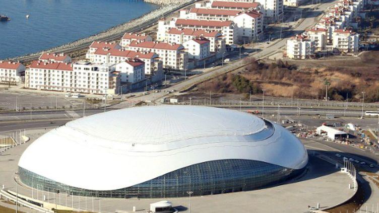 Le stade olympique Fisht