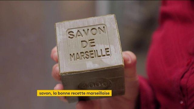 Coronavirus : le savon de Marseille tire son épingle du jeu