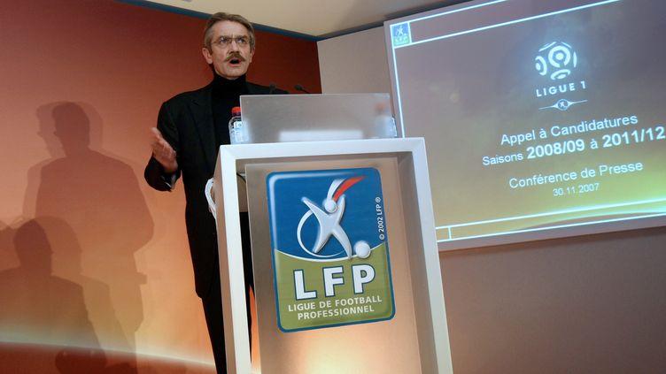La Ligue de Football Professionnel n'a toujours pas de nouveau président (FRANCK FIFE / AFP)