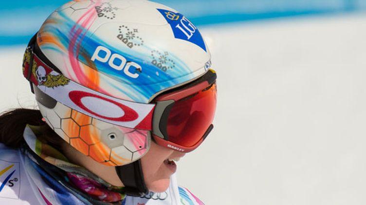 La skieuse du Liechtenstein, Tina Weirather
