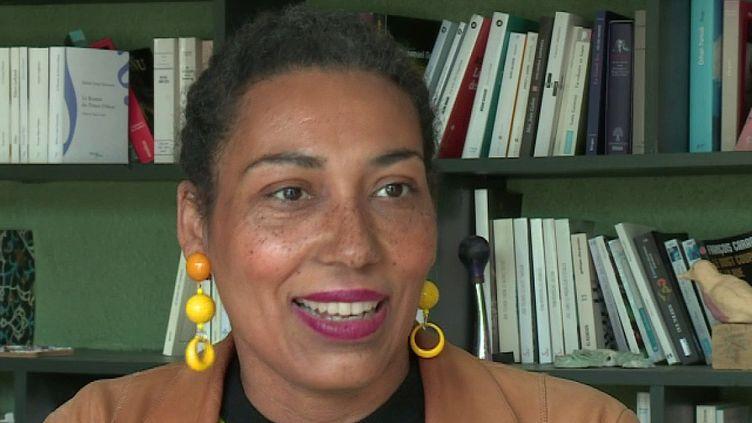 Estelle Sarah Bulle  (France Ô / Culturebox)