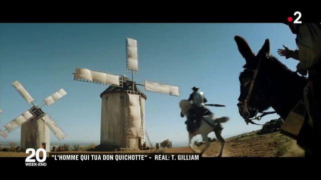 Don Quichotte : la fin de la malédiction