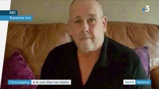 Steve Dymond, ancien participant à une émission de la chaîne britannique ITV, s'est suicidé (France 3)