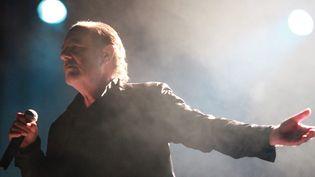 Michel Delpech en concert  (MAXPPP)