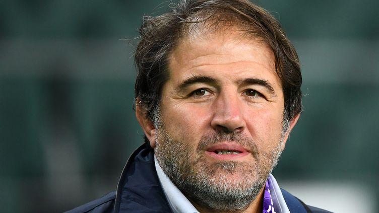 Serge Simon, vice-président de la FFR  (GABRIEL BOUYS / AFP)