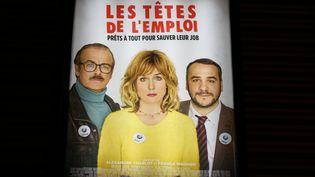 """""""Les Têtes de l'emploi""""est sorti en salle en novembre 2016. (MAXPPP)"""