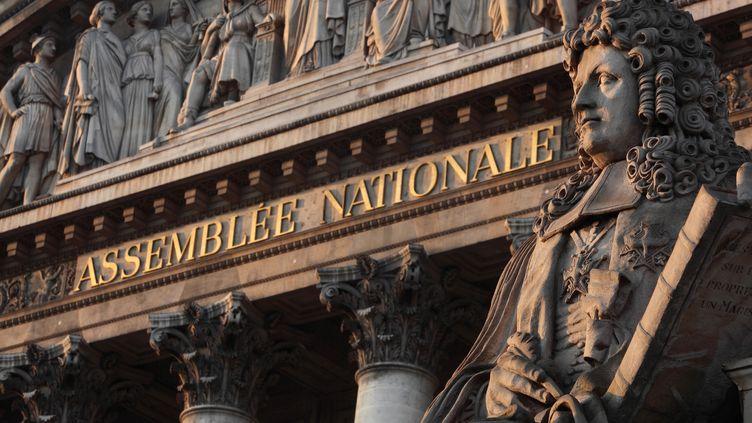 Les députés, interrogés par France 2 le 9 avril 2013 à l'Assemblée, ont pour le moins quelques réserves sur la loi en préparation sur la moralisation de la vie publique. (MANUEL COHEN / MANUEL COHEN)