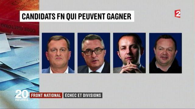 Législatives 2017 : la débâcle au Front national