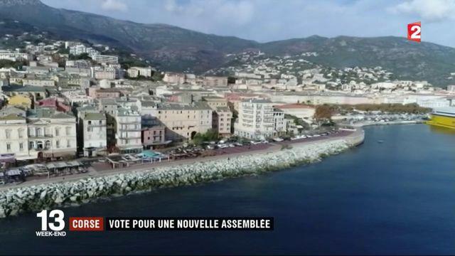 Corse : des élections décisives pour l'avenir de l'île de Beauté