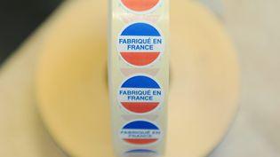La question du Made in France, est celle du logo et des appellations, mais aussi de tout un écosystème. (NICOLAS BARREAU / MAXPPP)