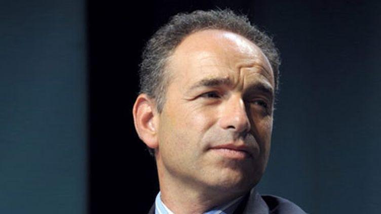 Jean-François Copé, président du groupe UMP à l'Assemblée. (AFP - Eric Piermont)