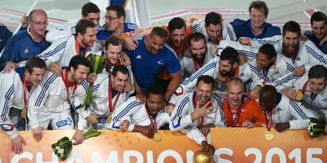Les handballeurs français ont validé leur billet pour les JO de Rio 2016 en remportant le titre mondial en 2015 au Qatar