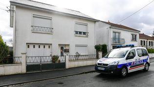 La maison des Troadec, disparus depuis le 16 février 2017, à Orvault (Loire-Atlantique). (MAXPPP)
