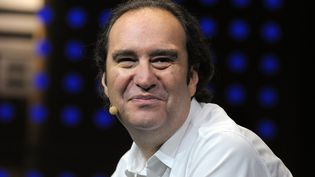 Le fondateur de Free, Xavier Niel, le 4 décembre 2012 à Saint-Denis (Seine-Saint-Denis). (ERIC PIERMONT / AFP)