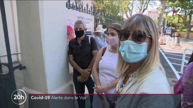 Covid-19 : la situation épidémique inquiète dans le Var