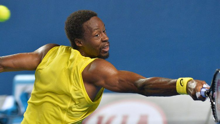 Gael Monfils (PAUL CROCK / AFP)