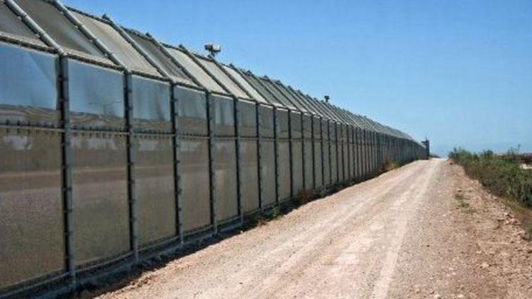 La «Border Fence»entre les Etats-Unis et le Mexique. (AFP)