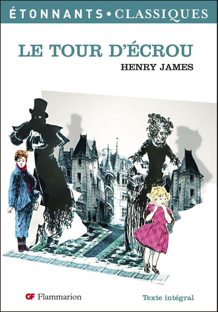 """""""Le tour d'écrou"""", d'Henry James (FLAMMARION)"""