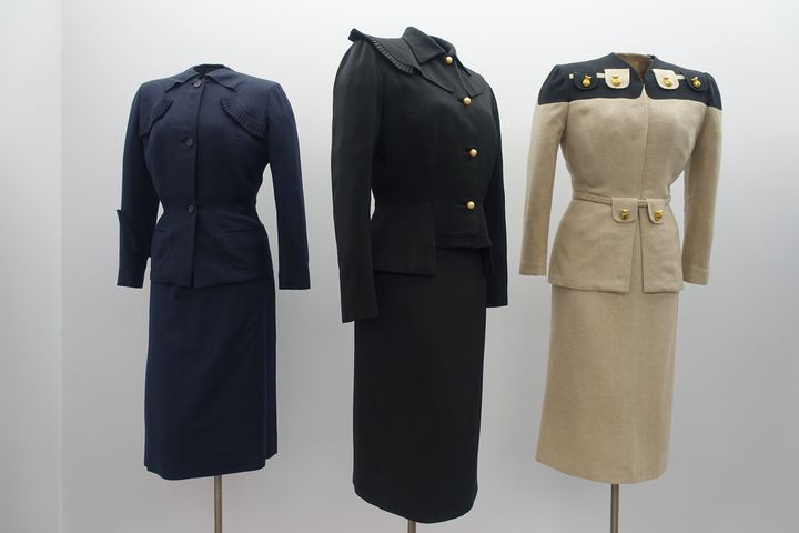 """Exposition """"Adrian et Alaïa. L'art du tailleur"""", à Paris : Adrian, les années couture 1942-1952  (Corinne Jeammet)"""