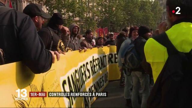 1er-Mai : Paris sous haute sécurité