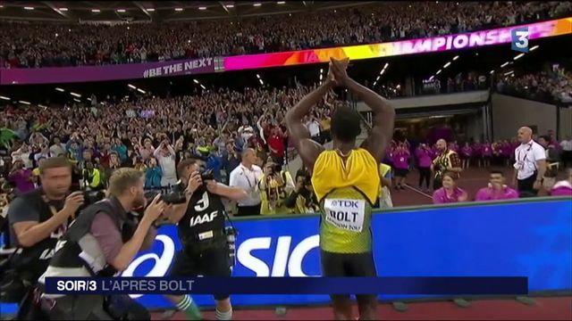 """Mondiaux d'athlétisme : """"La défaite d'Usain Bolt le rend humain"""""""