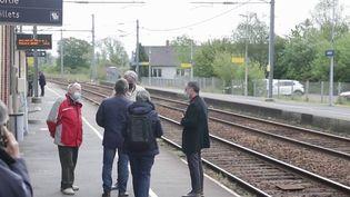Elections régionales : le TER, un enjeu de la campagne en Normandie (France 3)