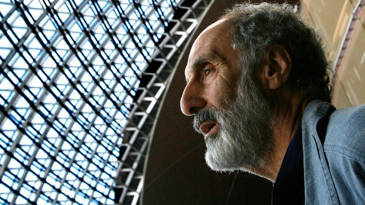 Paul Andreu en 2007  (TEH ENG KOON / AFP)