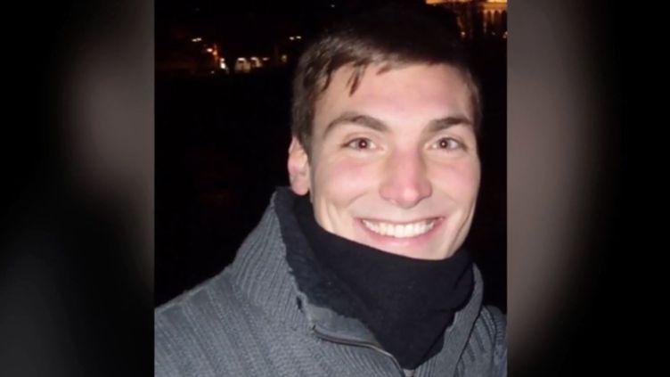 Alain Bertoncello, l'un des militaires tués pendant le sauvetage des otages au Burkina Faso. (NON AFFECT? / FRANCE 2)