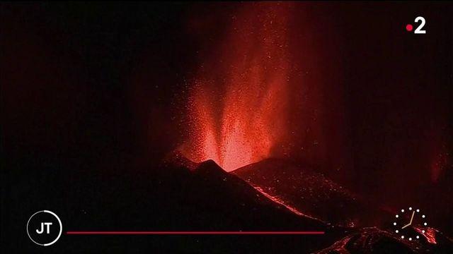 Volcan aux Canaries: 5 000 personnes évacuées