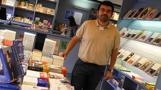 Fabien Vignaud, responsable littérature et essais, librairie Chantelivre à Issy-Les-Moulineaux  (Laurence Houot / Culturebox)
