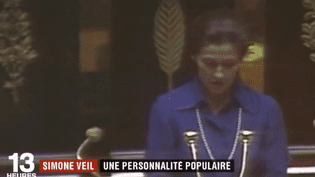 Simone Veil a longtemps été une des personnalités préféréesdu pays. Après son décès, vendredi 30 juin, les Français sont émus, et lui rendent hommage. (FRANCE 2)