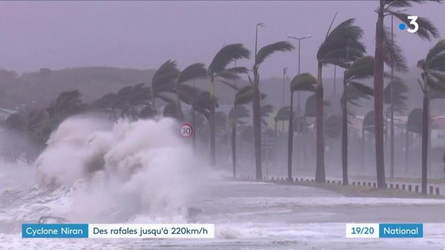 Cyclone Niran : 39 000 foyers privés d'électricité en Nouvelle-Calédonie