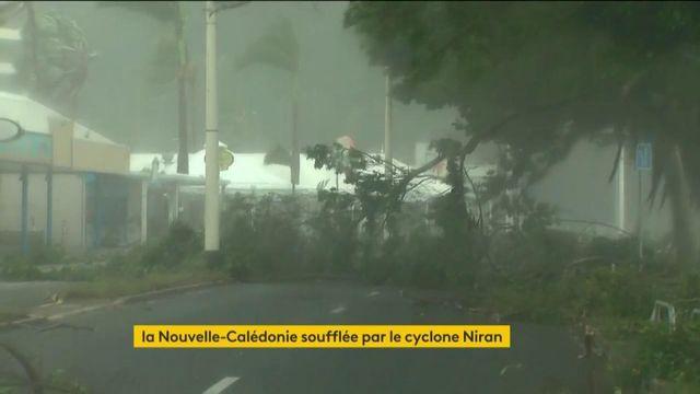 Nouvelle-Calédonie : le cyclone Niran frappe l'archipel, l'alerte maximale maintenue