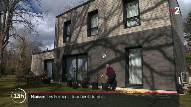 BTP : la demande de maisons en bois explose