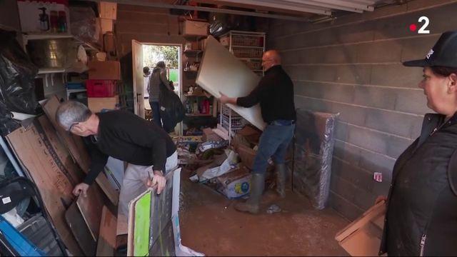 Inondations dans l'Hérault : difficile d'évaluer la facture pour les sinistrés