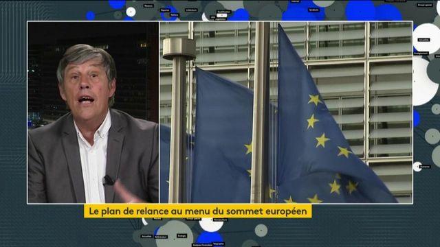 Coronavirus : l'UE débat d'un plan de relance économique commun