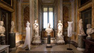 Azzedine Alaïa. Couture/Sculpture, à la Galleria Borghese  (Ilvio Gallo)