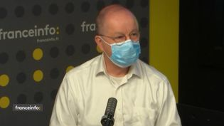 Hervé Kempf, rédacteur en chef de Reporterre. (FRANCEINFO / RADIOFRANCE)