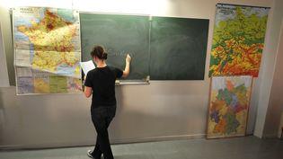A la rentrée 2012, les terminales S n'auront plus de cours d'histoire obligatoire. (MYCHELE DANIAU / AFP)