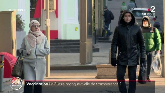 Russie : manque de transparence face à la tempête sanitaire ?