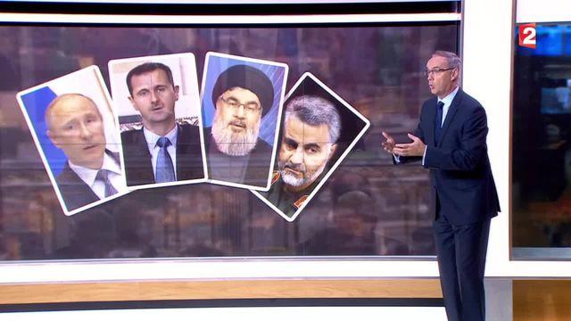 """Syrie : Bachar Al-Assad devenu """"dépendant d'autres milices"""""""