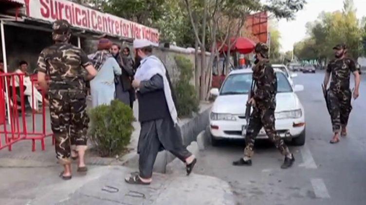 Afghanistan : deux morts dans un attentat devant une mosquée à Kaboul (France 2)