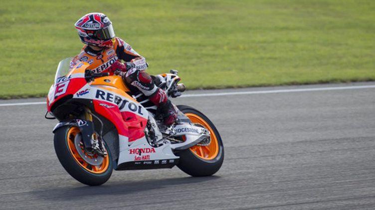 Marc Marquez (GP de Valence) (JAIME REINA / AFP)