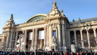 Le Grand Palais en décembre 2011  (Miguel Medina / AFP)