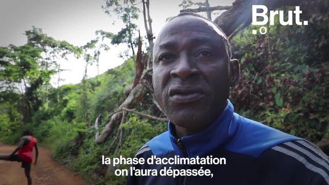 Elle figure parmi les athlètes ivoiriens sélectionnés pour les JO de Tokyo 2021. Elle, c'est Ruth Gbagbi, taekwondoïste professionnelle. Brut l'a suivie lors d'une session d'entraînement, à Man.