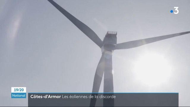Côtes-d'Armor : les pêcheurs s'opposent à la construction d'un parc éolien en mer