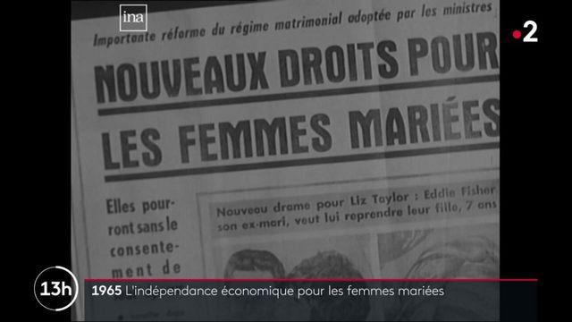 Il y a 55 ans, les femmes accédaient à l'indépendance