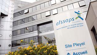 Le siège de l'Agence française de sécurité sanitaire des produits de santé (Afssaps), le 12 juin 2007 à Saint-Denis (Seine-Saint-Denis). (STEPHANE DE SAKUTIN / AFP)